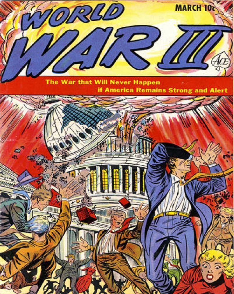 COLD WAR COMICS ( 1959 ) WORLD WAR 3