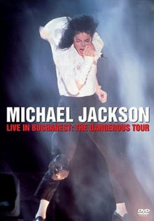 Live in Bucharest - Michael Jackson