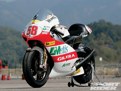 moto 58 supersic in memmory ciao marco