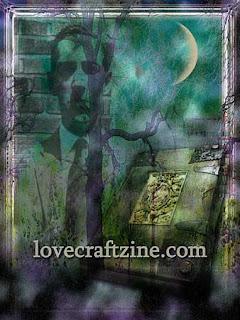 Lovecraft eZine, copertina