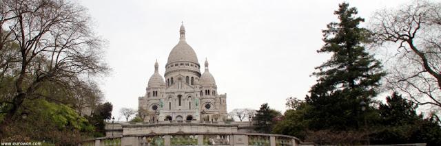 Basílica del Sagrado Corazón de Jesús en París