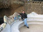 Ilgiausias suoliukas Giuelio parke
