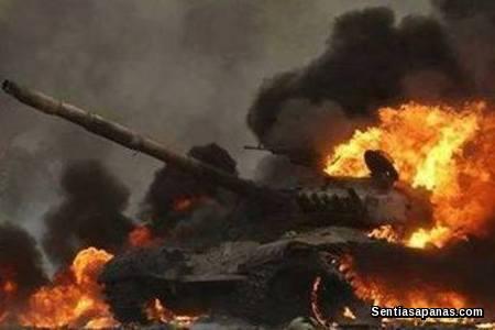 Zionis vs Al-Qassam