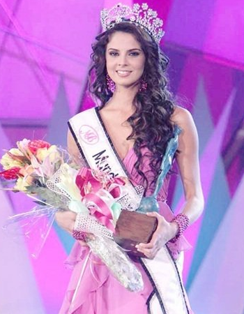 miss nuestra belleza mexico 2011 winner mariana berumen reynoso
