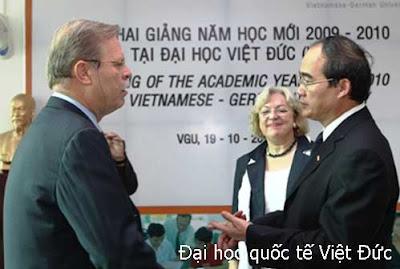 Đại Học Quốc tế Việt Đức