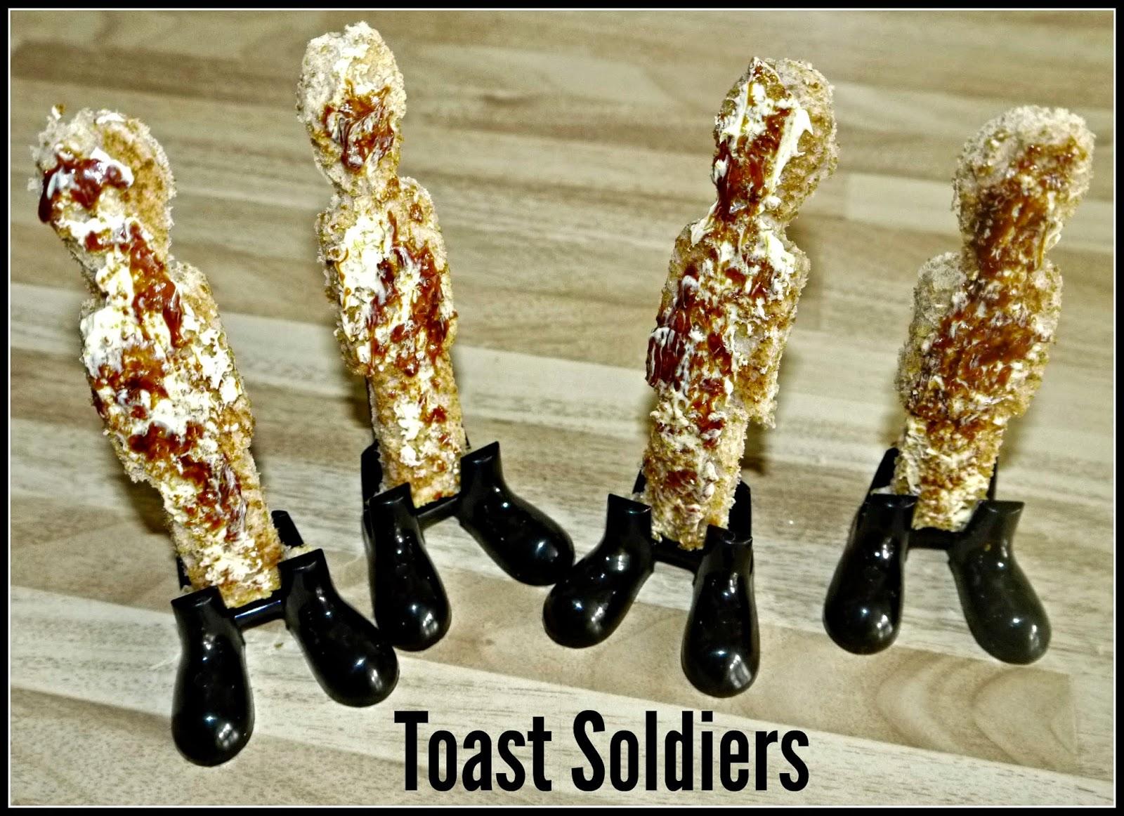 bread, toast