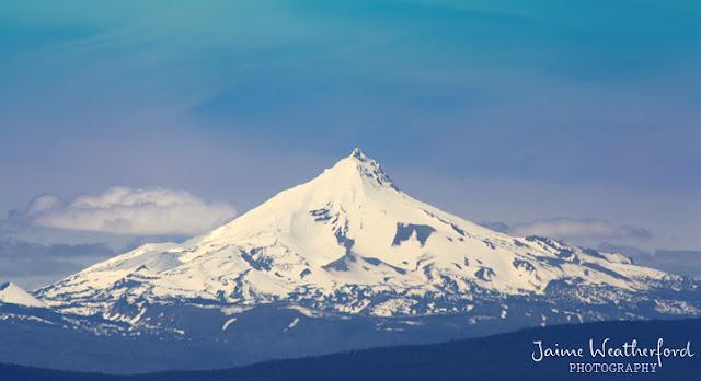 Mount Jefferson Bend Oregon Awbrey Butte Jaime Weatherford