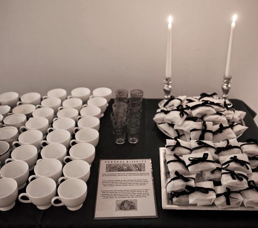Funeral Biscuits @northmanspartyvamps.com