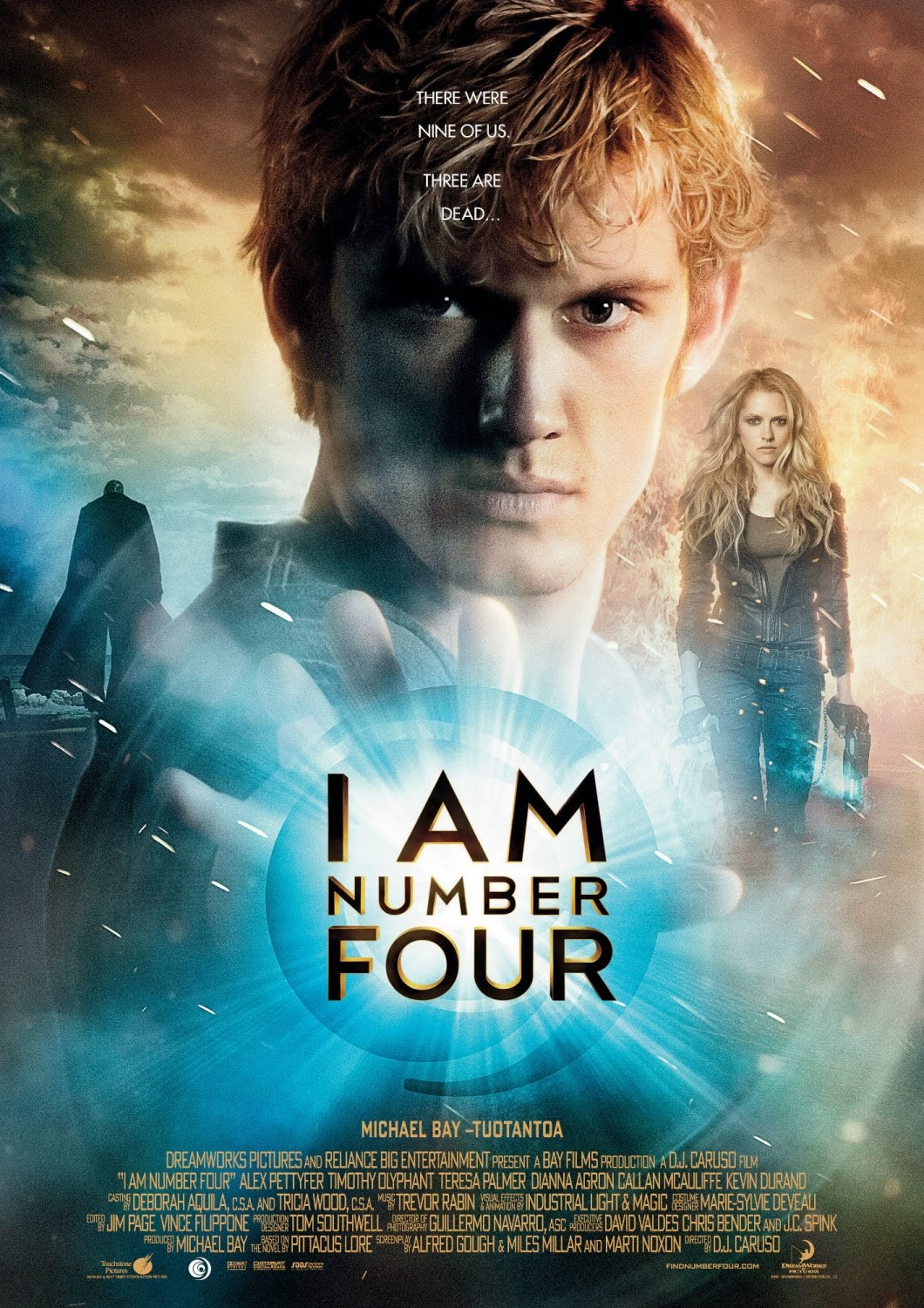 I Am Number Four 2011 (film)