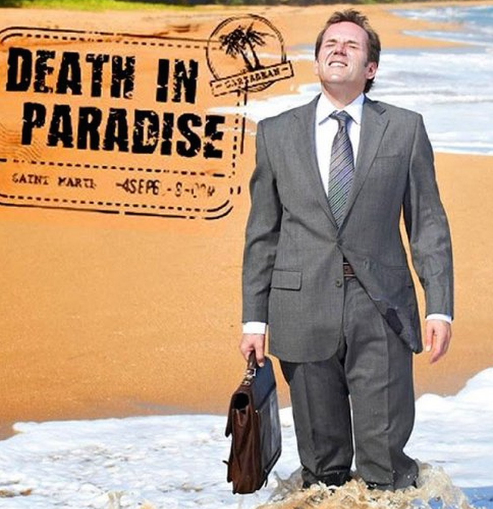 Various Death In Paradise