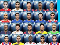 PES 2015 Facepack Combination Terbaru