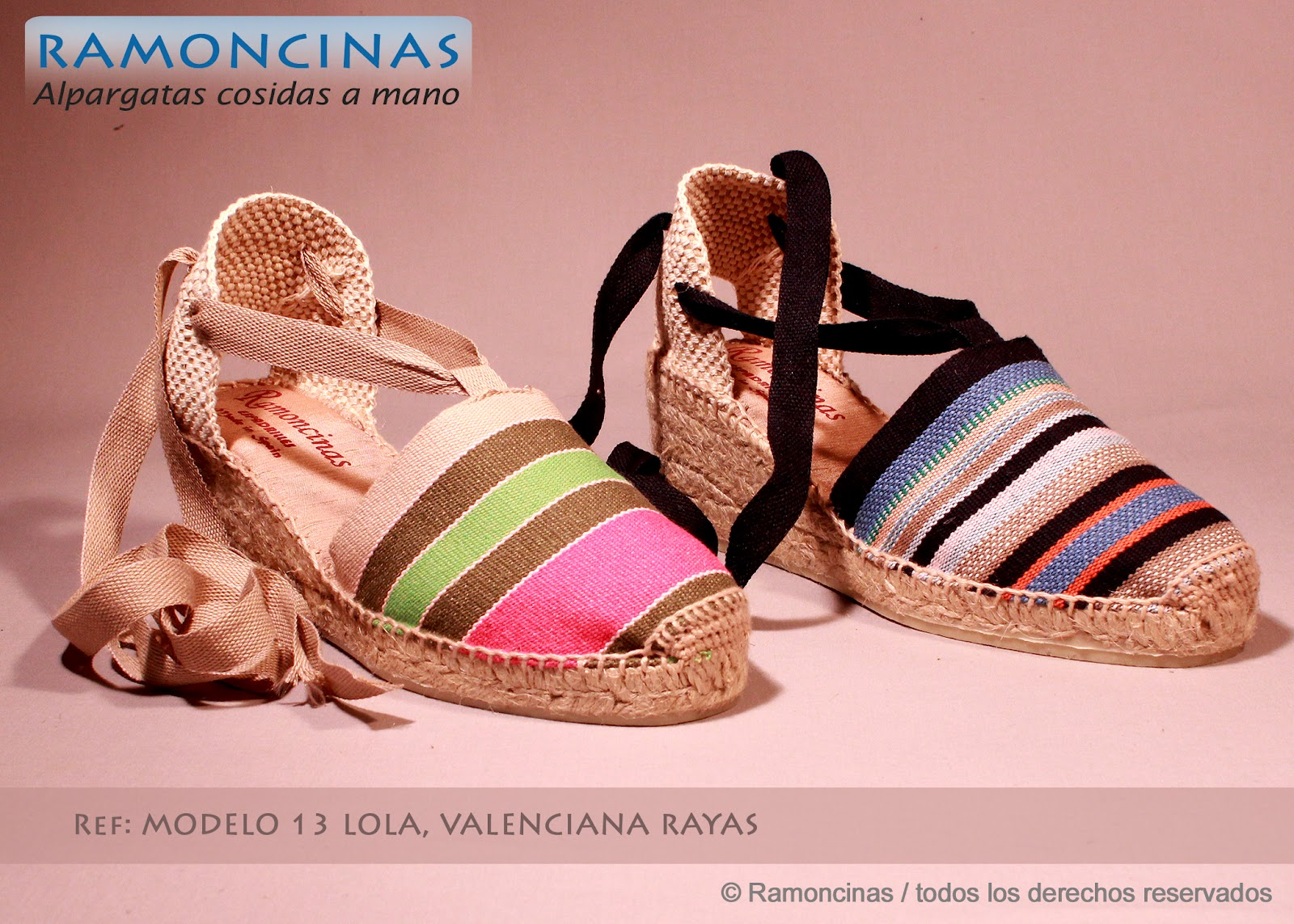 Espadrilles new collection 2012