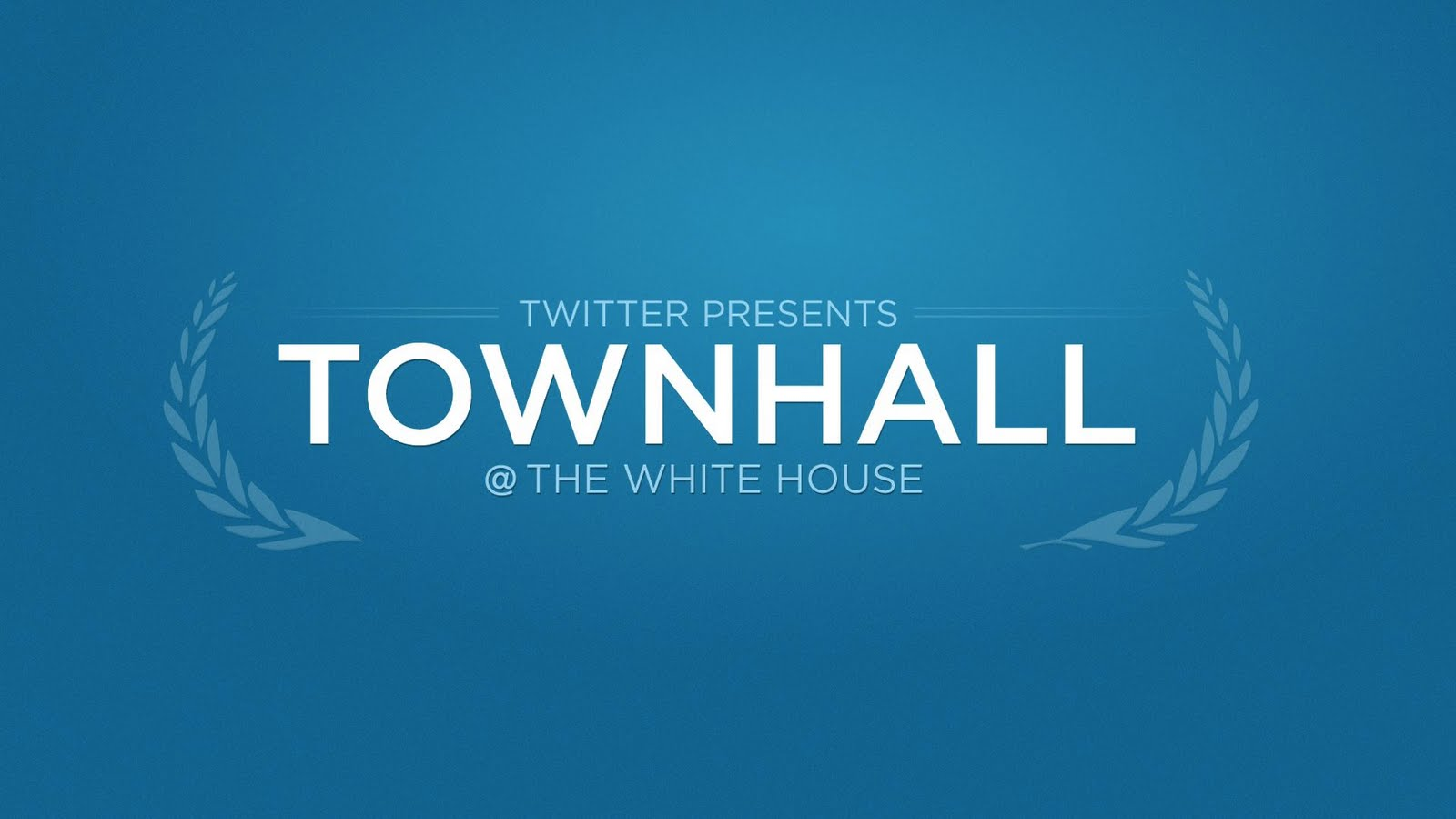 Twitter Town Hall | Twitter Blogswhite hall town