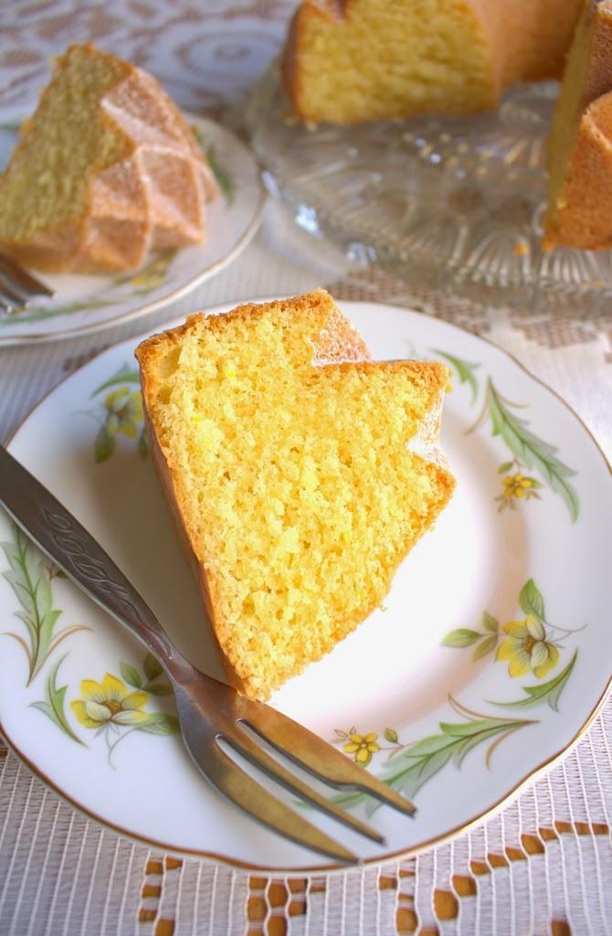 My Favourite Madeira Cake