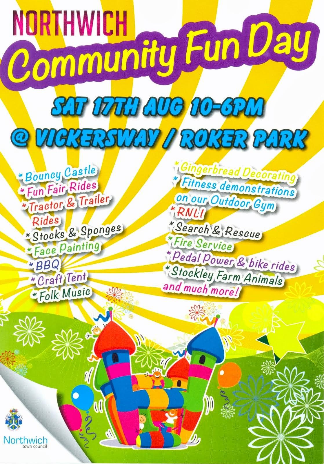 Community: DAN Community Ltd.: Northwich Community Fun Day