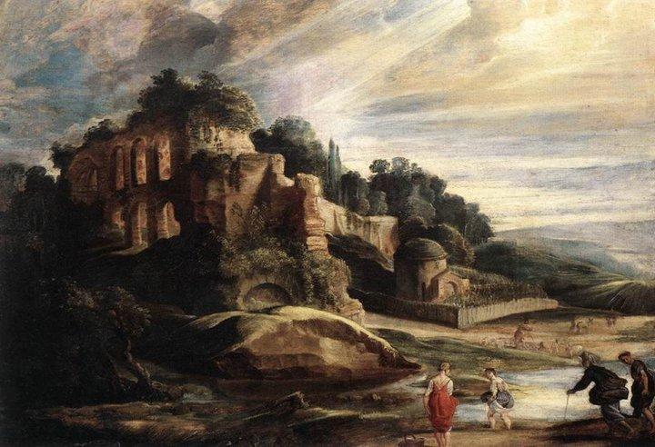 Peter paul rubens baroque era painter tutt 39 art for Famous artist in baroque period