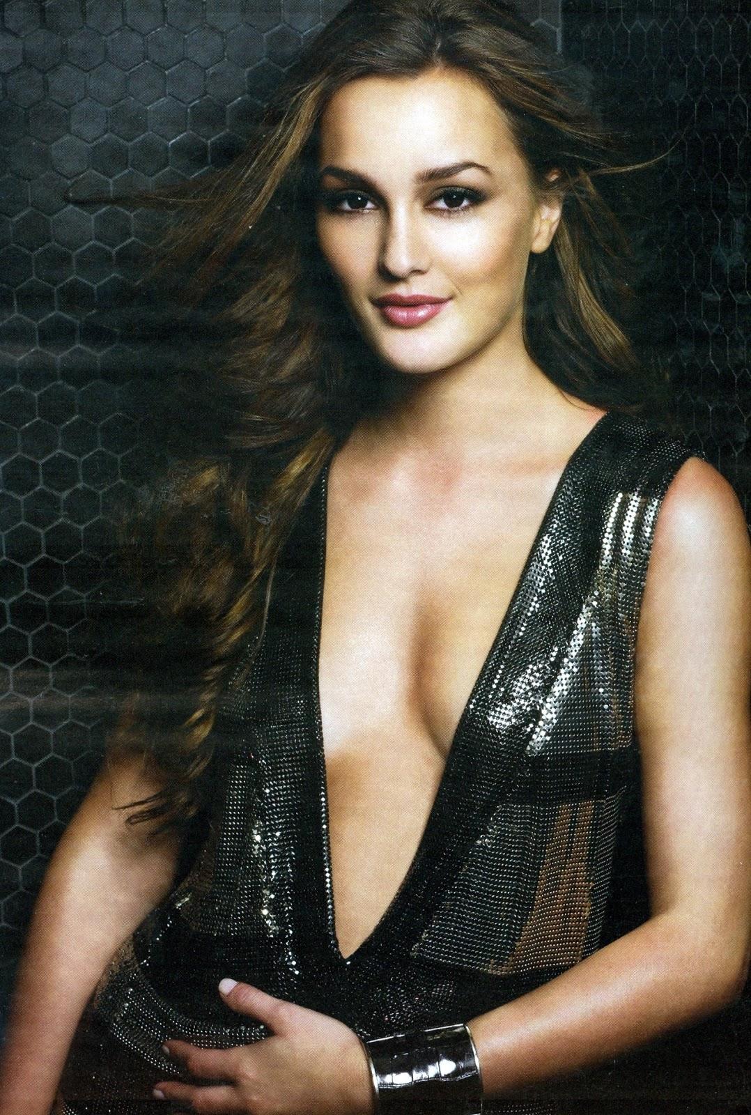 Celebrity Arena Leighton Meester American Hot Actress