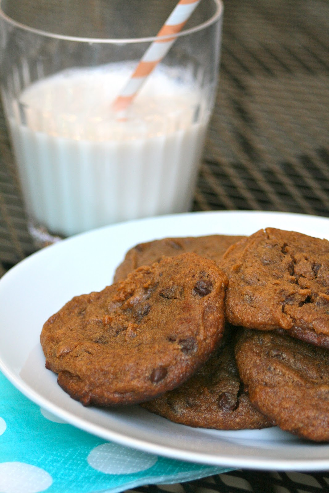 "... Paleo Chocolate Chip Cookies (And Why I'm Not Using the Word ""Paleo"