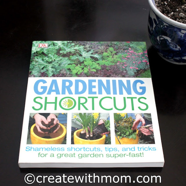 gardening shortcuts book