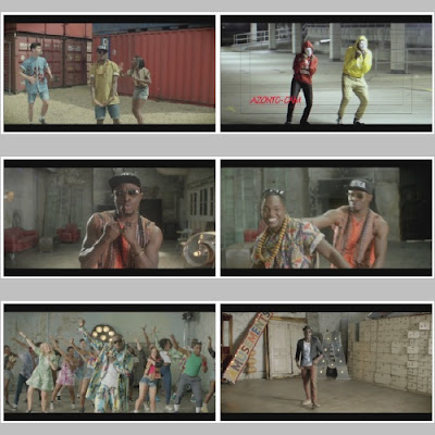 Fuse ODG - Azonto (2013) HD 1080p Music video Free Download