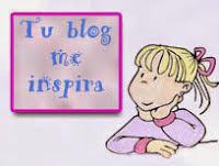Tu blog me inspira