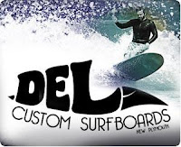 Del Surfboards, New Plymouth