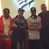 P-Square hang out at Jay Z's tidal New York office
