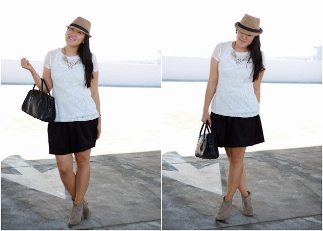 blogger, booties, fedora, style, ootd, fashion, coach, korean blogger,