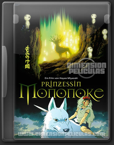 Princess Mononoke (BRRip HD Japones Subtitulada) (1997)