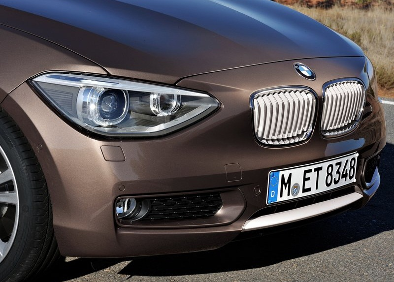 BMW 1-Series 3-door (2013) | Car Design and Mechanical Engineering