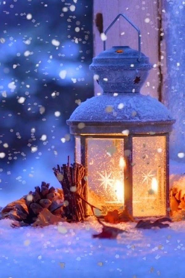 вдохновение зимой