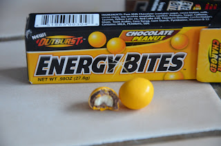 Energy Bites Chocolate Peanut