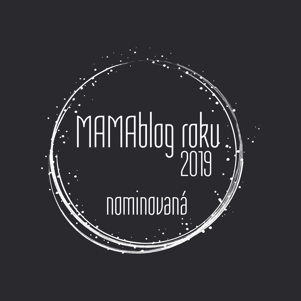 Děkuji za hlasy v anketě MAMAblog roku