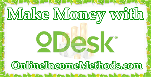 Freelancers Make Money Online With oDesk ($2500 Per Month)