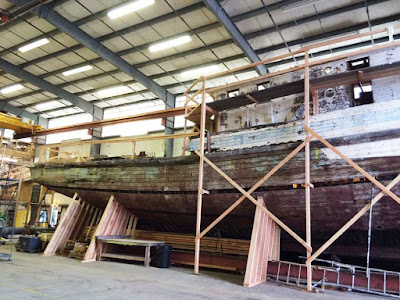 john steinbeck boat
