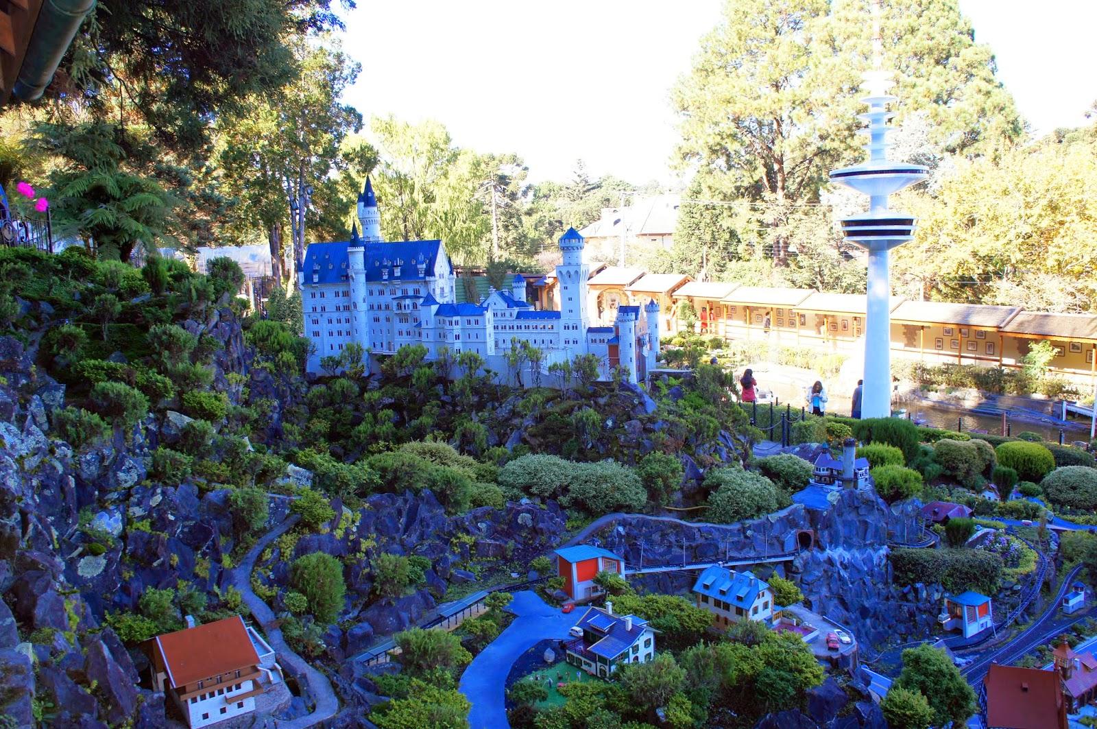 Parque Mini Mundo de Gramado