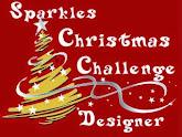 ♥ Ich bin im Design Team bei Sparkles Christmas Challenges ♥