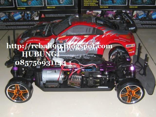 bazooka rc motor