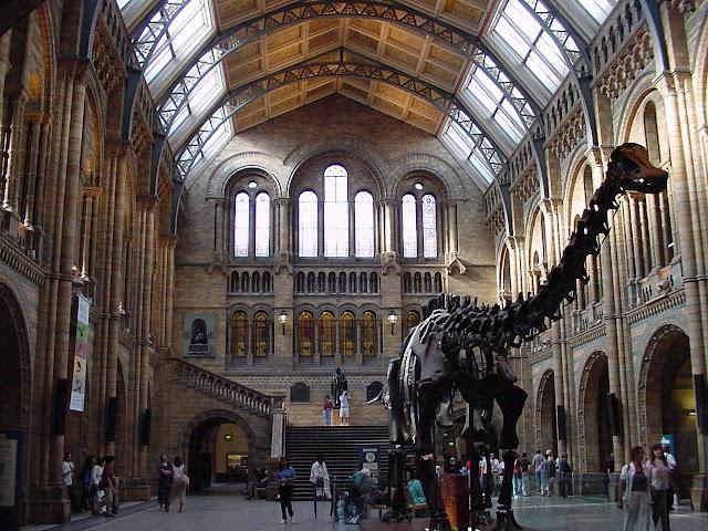 Museu Historia Nacional, Londres