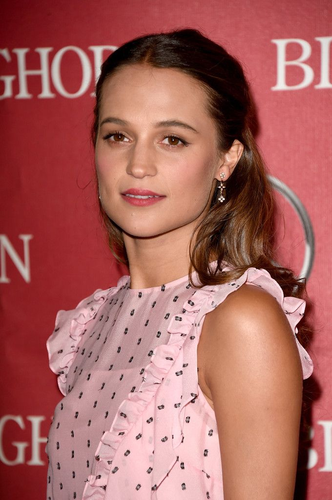 Alicia Vikander 27th Palm Springs International Film Festival - photo Alicia Vikander 2016