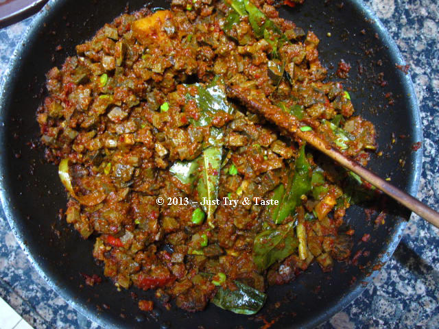 Sambal Goreng Hati | Just Try & Taste