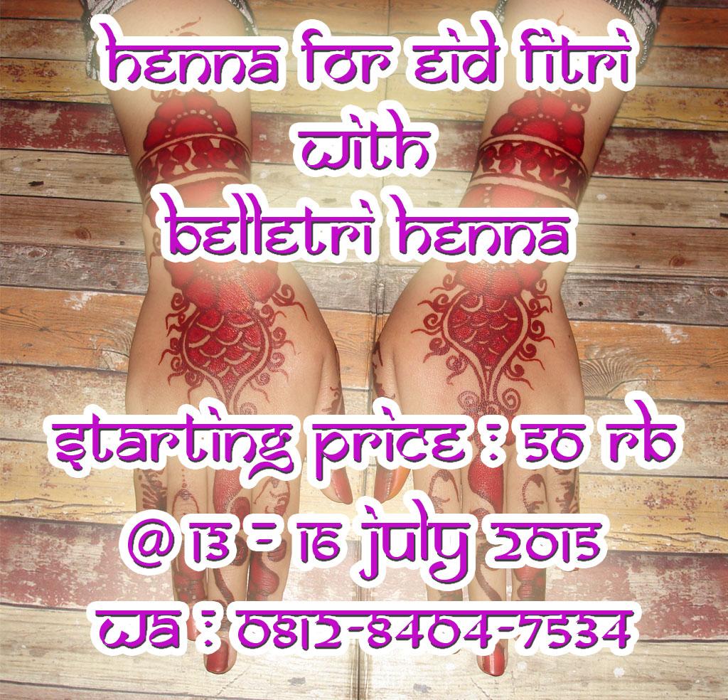 BELLETRI HENNA June 2015
