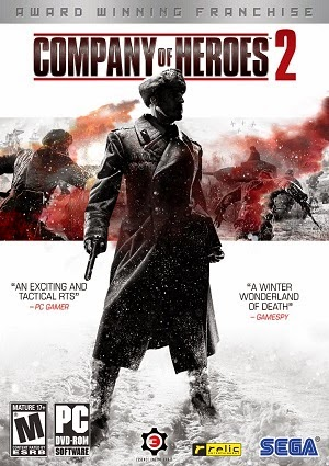 Company of Heroes 2 Cover Game Image