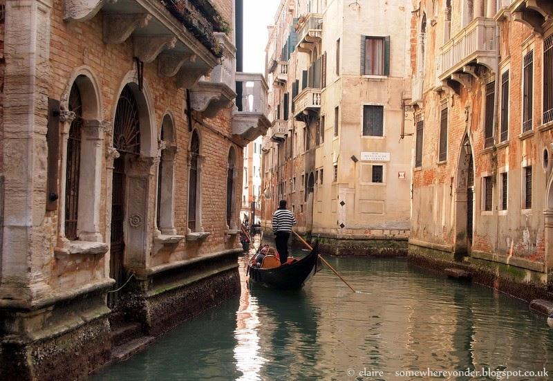 A tour of Venice