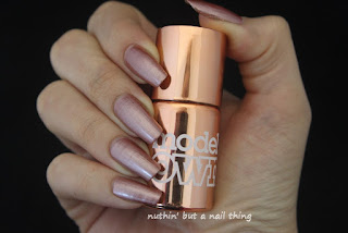 Models Own Liquid Metal Effect Copper