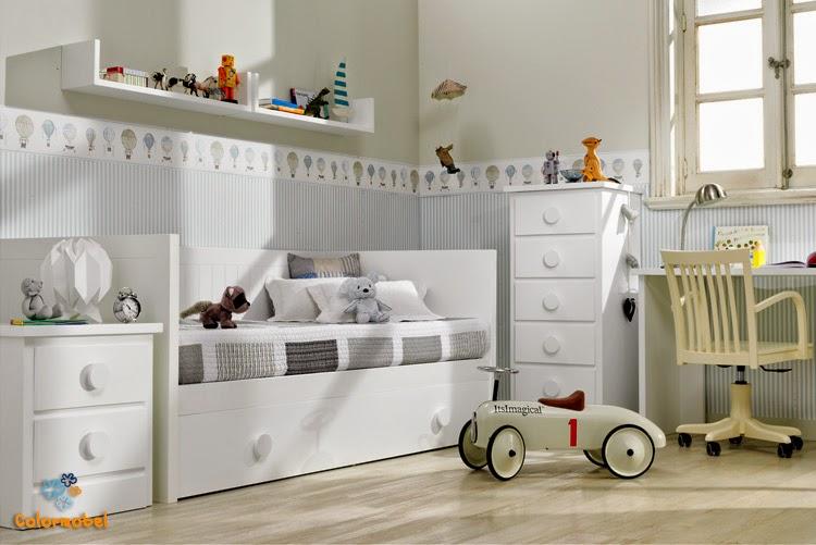 Habitaciones infantiles de ni as - Habitaciones infantiles nina ...