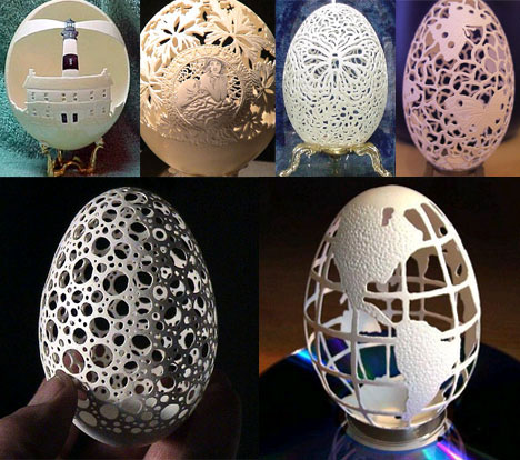 egg art