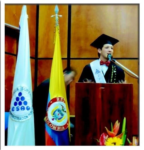 Pedro Barrera, PtrColombia, Ptr, ESAP