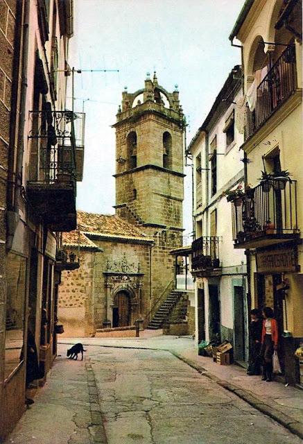 Baños de Montemayor (Cáceres)