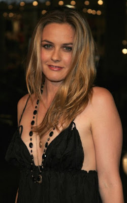 Alicia Silverstone Hair Color